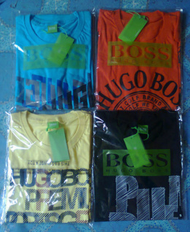 Buy O-Neck T-Shirt multi color
