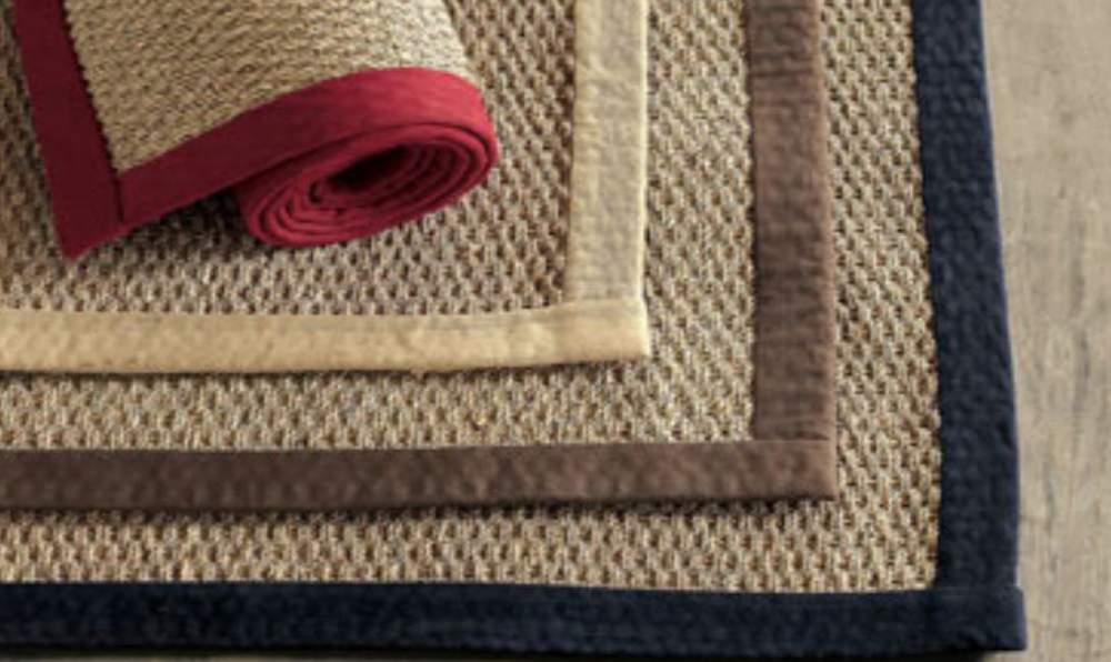 Jute Rug Mat Carpet