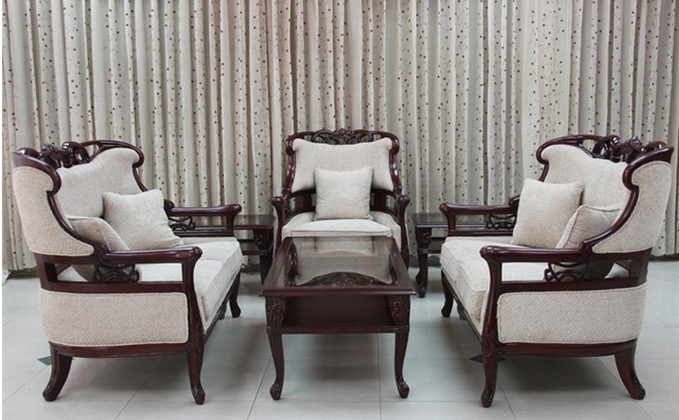 Amazing Wooden Sofa Buy In Sirajganj Interior Design Ideas Skatsoteloinfo
