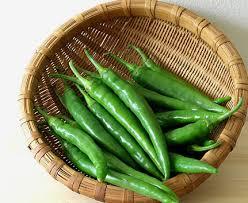 Buy Fresh Green Chilli