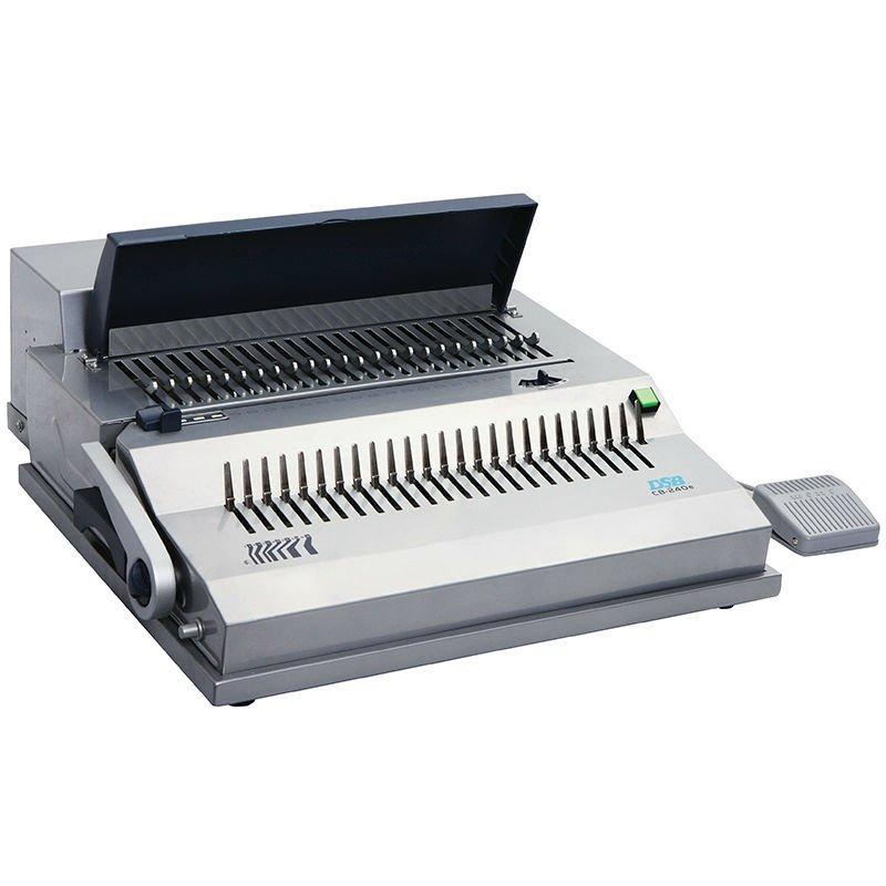 Buy Spiral Binding Machine Electric