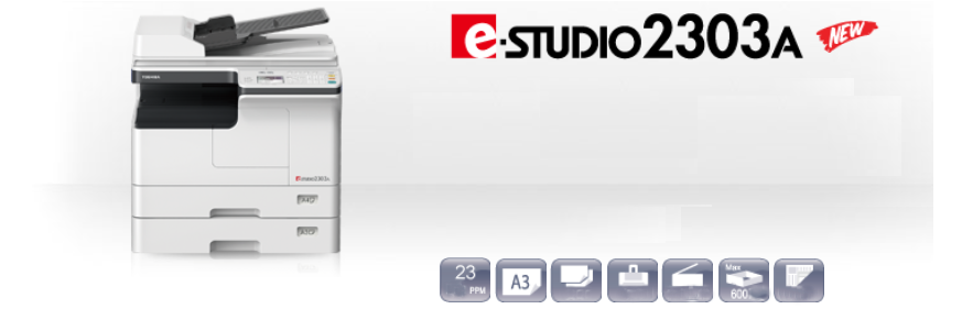 Buy Toshiba Photocopier e-Studio 2303A