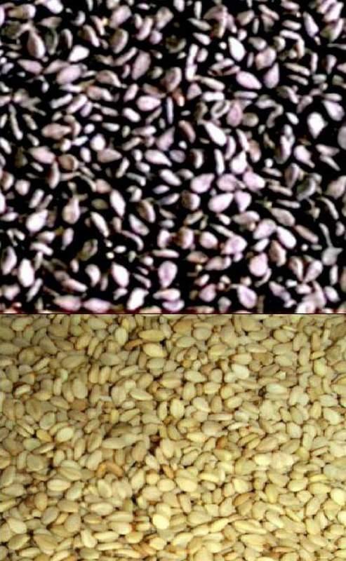 Buy Black & White Sesame Seeds