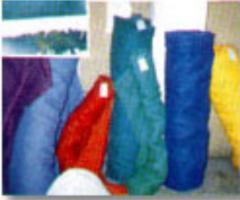 Dyed Jute Fabrics