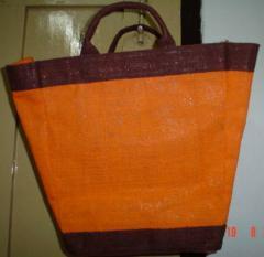 Jute Bucket Bag