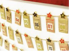 Jute paper Calendar