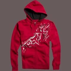 Ladies Zip Front Hooded Jacket