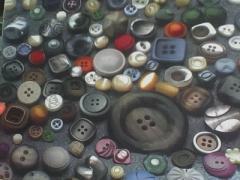 Polyeseter/Plastic Button