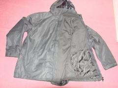 Mens 3 in 1 Jacket with Teddy Fleece