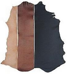 Cow burnish crust leather