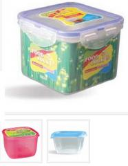 Color Plastic Container