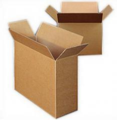 Industrial Corrugated Carton