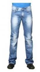 Fashion Mid-rise Jeans