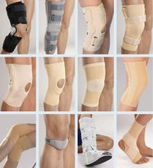 Knee & Ankle Braces