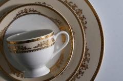 Ivory China Plates