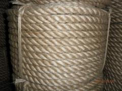 3-Strand Jute Rope