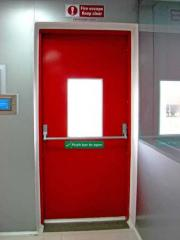 UL Listed Fire Rated Door