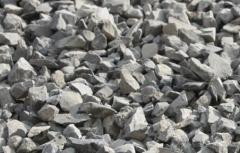 Stone Chips and Sand