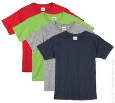 T-shirt the range