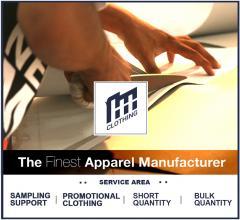 Sample Making, Promotional clothing, Bulk Production