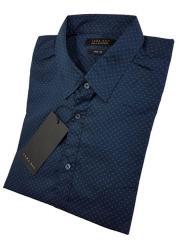 Men's long slv shirt
