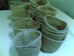 Eco-friendly jute products