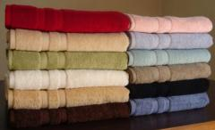 Branded Terry Towels