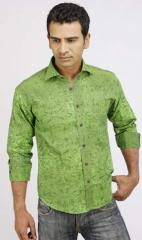 Tat Cotton Shirt