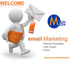 Order E-mail marketing is the most effective method to promote and progress the products & Services of the Company.