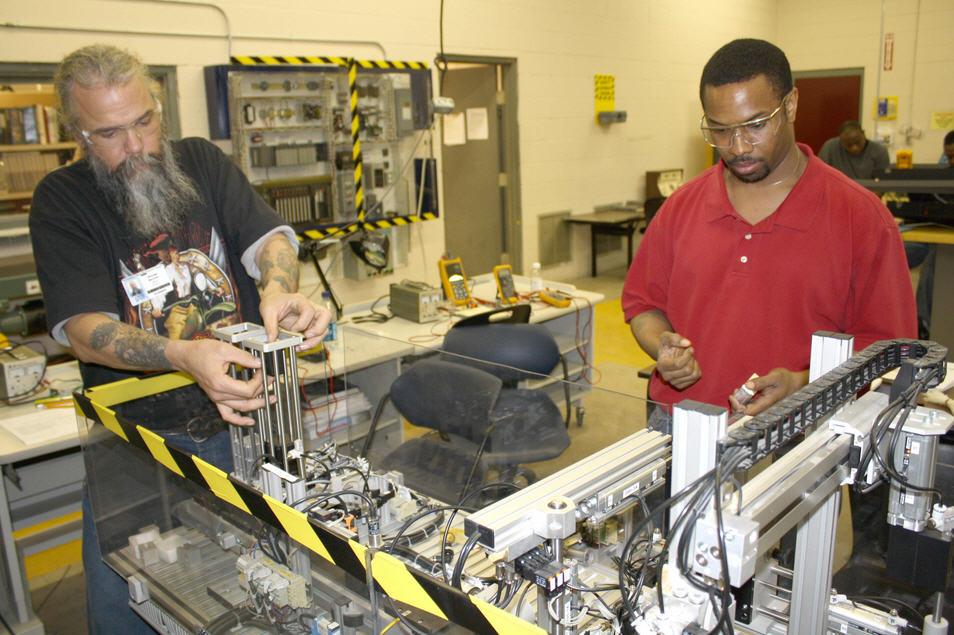 Order Program for the Machine Maintenance Technicians